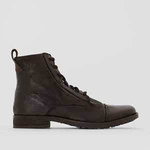 Boots en cuir à lacets LEVI'S
