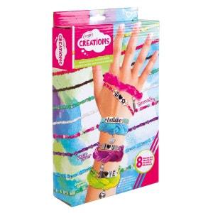 Kit créatif : Mes bracelets à messages CRAYOLA
