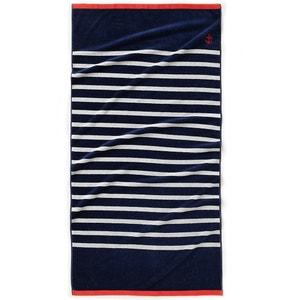 Ręcznik plażowy marynarski La Redoute Interieurs