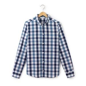 Chemise à carreaux 10-16 ans R Edition