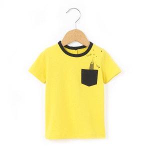 Tee shirt garçon, standard en coton R essentiel