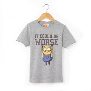 Printed T-Shirt, 3-12 Years LES MINIONS