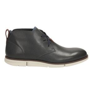Boots cuir Trigen Mid CLARKS