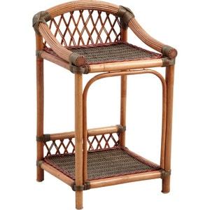 etagere rotin la redoute. Black Bedroom Furniture Sets. Home Design Ideas