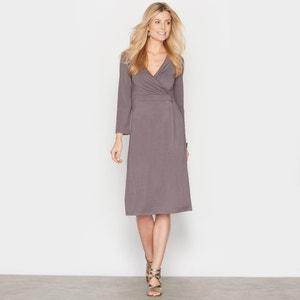 Wrapover Dress ANNE WEYBURN