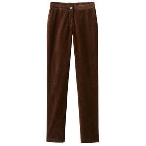 Spodnie proste bawełniane atelier R