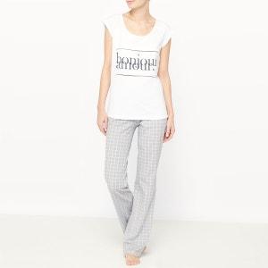 Pyjama coton manches courtes R Edition