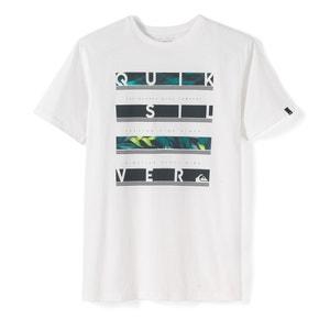 T-shirt con motivo fantasia QUIKSILVER