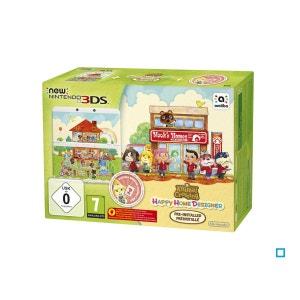 Console New Nintendo 3DS + Animal Crossing : Happy Home Designer 3DS NINTENDO