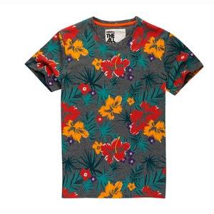 Hawaiian Short-Sleeved T-Shirt SUPERDRY