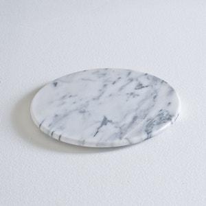 Plateau rond en marbre La Redoute Interieurs