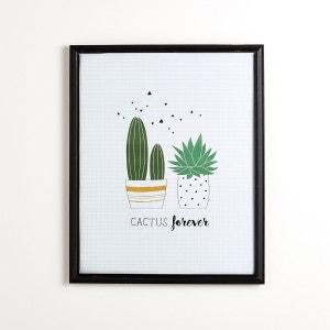 Affiche cactus, Natissa La Redoute Interieurs