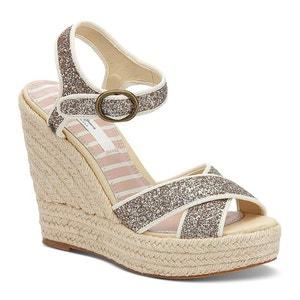 Walker Platform Sandals PEPE JEANS