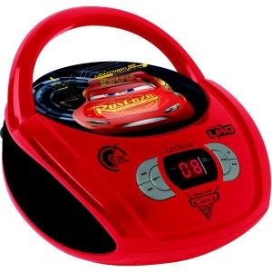 Cars - Radio Lecteur CD - LEXRCD108DC LEXIBOOK