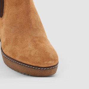 Suede Ankle Boots CASTALUNA