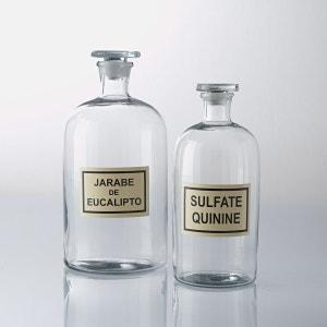 2er-Set Glasflaschen