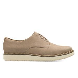 Ботинки-дерби кожаные Glick Darby CLARKS