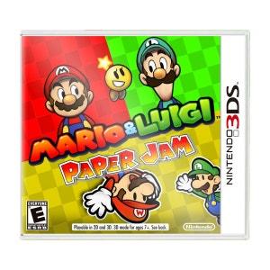 Mario & Luigi : Paper Jam Bros. 3DS NINTENDO