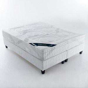 Matras in mousse, groot evenwichtig luxe comfort, met topdekmatras REVERIE