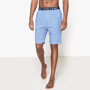 Short de pyjama, popeline coton, à carreaux POLO RALPH LAUREN