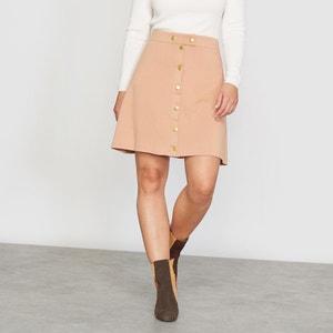 Milano Knit A-Line Skirt CASTALUNA