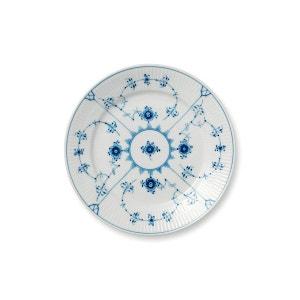 Petite assiette porcelaine dessin fin NOUS