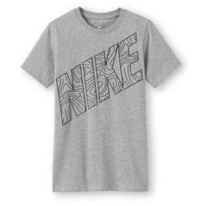 Camiseta de manga corta, cuello redondo, 6-16 años NIKE