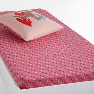 Lençol-capa estampado para criança, Boralleto La Redoute Interieurs