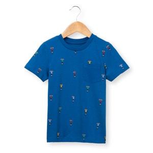 T-shirt imprimé 3-12 ans R essentiel