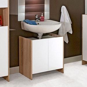 Meuble salle de bain en solde la redoute for Meuble lavabo solde