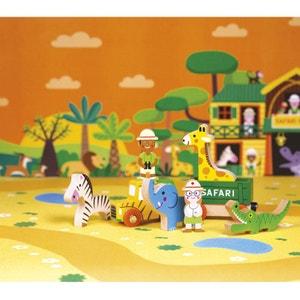 Figurines Mini Story : Safari JANOD