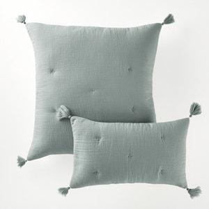 Kumla Single Cushion Cover or Single Pillowcase La Redoute Interieurs