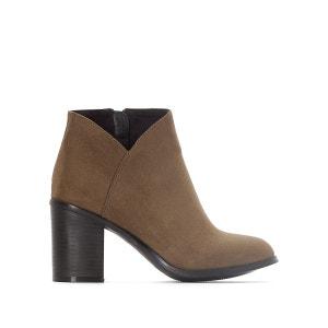 chaussures femme talon carre la redoute. Black Bedroom Furniture Sets. Home Design Ideas