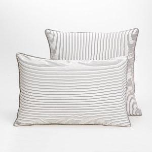 IRBO Cotton Percale Single Pillowcase AM.PM. image
