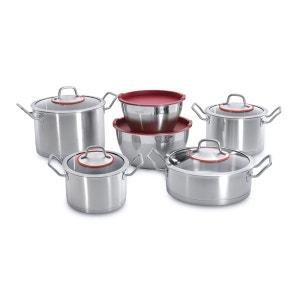 Casserole inox induction en solde berghoff la redoute - Batterie de cuisine en solde ...
