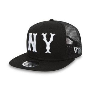 Casquette Filet New Era New York Yankees Mesh 9Fifty Noir NEW ERA CAP