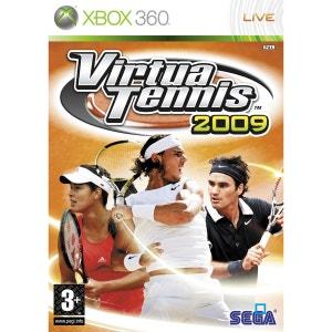Virtua Tennis 2009 XBOX 360 SEGA