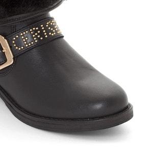 LTC Janis Fur-Lined Ankle Boots LE TEMPS DES CERISES