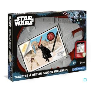 Star Wars - Table Dessin Rétro-Eclairée Millenium - CLE52209.5 CLEMENTONI
