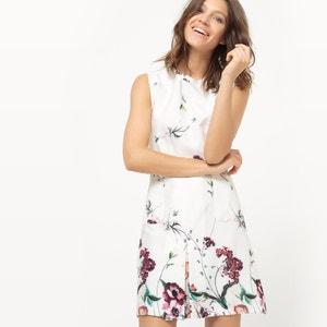 Sleeveless Floral Print Dress MOLLY BRACKEN