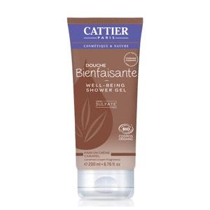 Gel Douche Bienfaisante Crème Caramel CATTIER