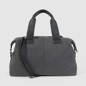 Zip-Up Overnight Bag atelier R