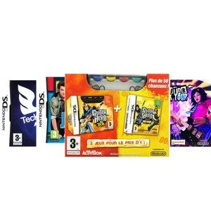 Pack 5 jeux musicaux - Nintendo DS NONAME