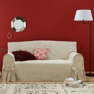 Housse de canapé lin/coton, JIMI La Redoute Interieurs image