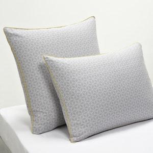 Funda de almohada estampada en satén de algodón, Kaiteki La Redoute Interieurs