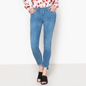 Skinny Jeans mit Fransen am Abschluss LIU JO