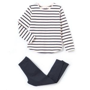 Pyjama rayé 2-12 ans La Redoute Collections