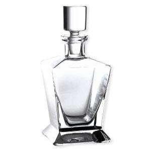 Carafe à whisky en verre soufflé bouche 0,75L - TRAPEZE BRUNO EVRARD