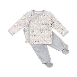 FIXONI Le pyjama long Animaux pyjama bébé tenues de nuit bébé FIXONI
