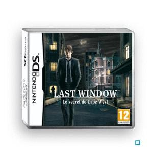 Last Window : Le Secret de Cape West Nintendo DS NINTENDO